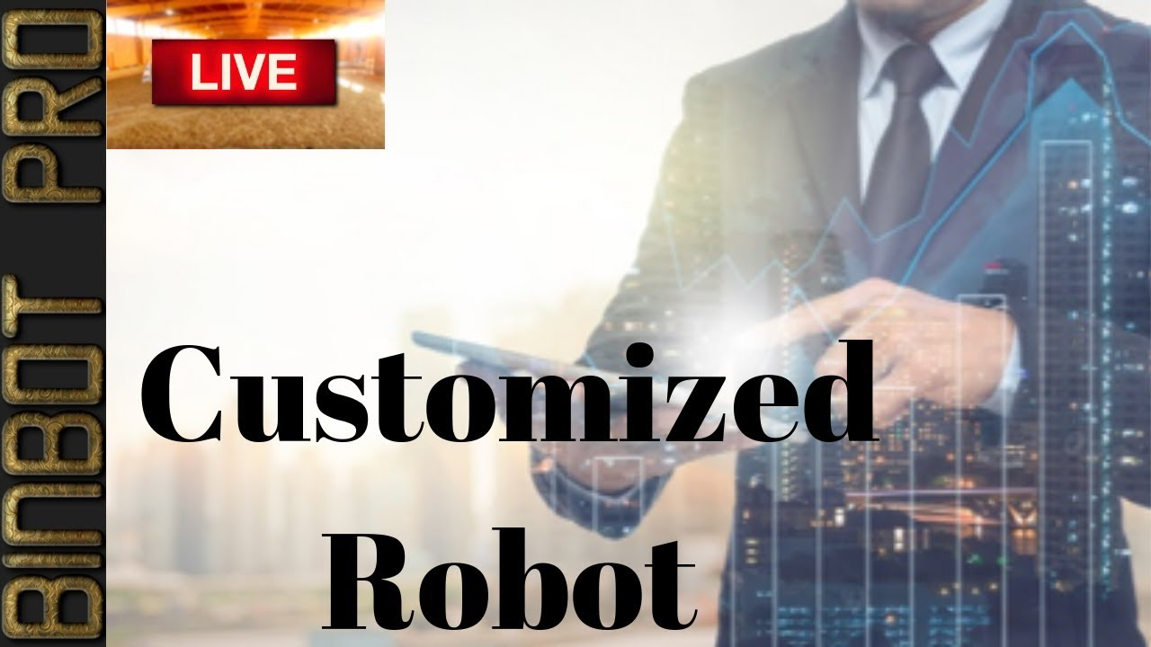Binbot Pro Customized Robot Session! Is It Works Or Not Live