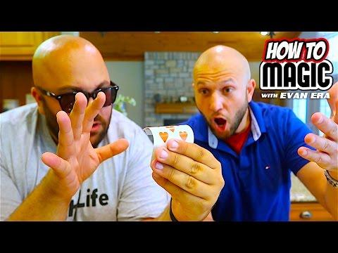 7 EASY Magic Tricks for Kids!