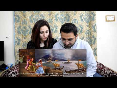 Pakistani React to Chattrapati Shivaji Maharaj - Biopic of the legend