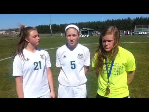 Waterford Division 1 college soccer recruits speak on futures