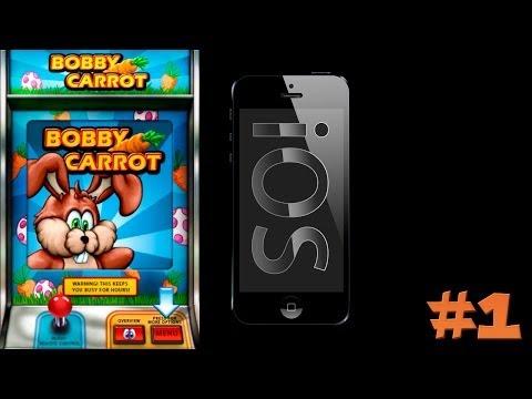 [iOS] Bobby Carrot прохождение - Серия 1 [Carrots 1-10]