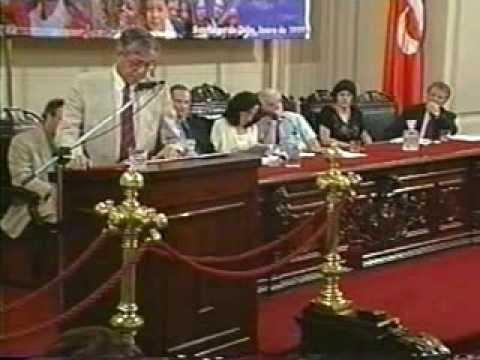 7 jenuary 1999 - Mario Rodriguez Cobos Silo - Santiago conference disarmament