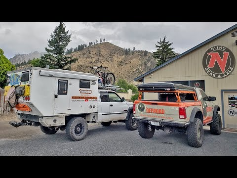 RE-GEARING YOUR TRUCK 101 w/ Nitro Gear & Axle - Shop Tour and Rig Walk Arounds