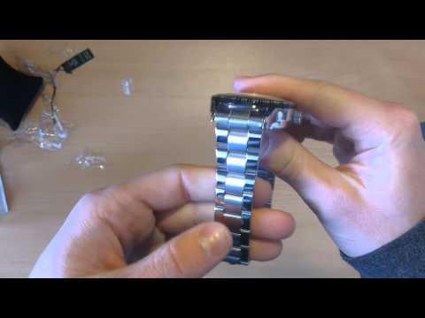 IK Waterproof Self-Winding Watch - Unboxing