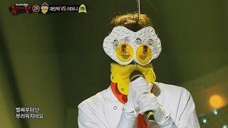 【TVPP】Ken(VIXX) – Don't be happy, 켄(빅스) – 행복하지 말아요 @ King of Masked Singer