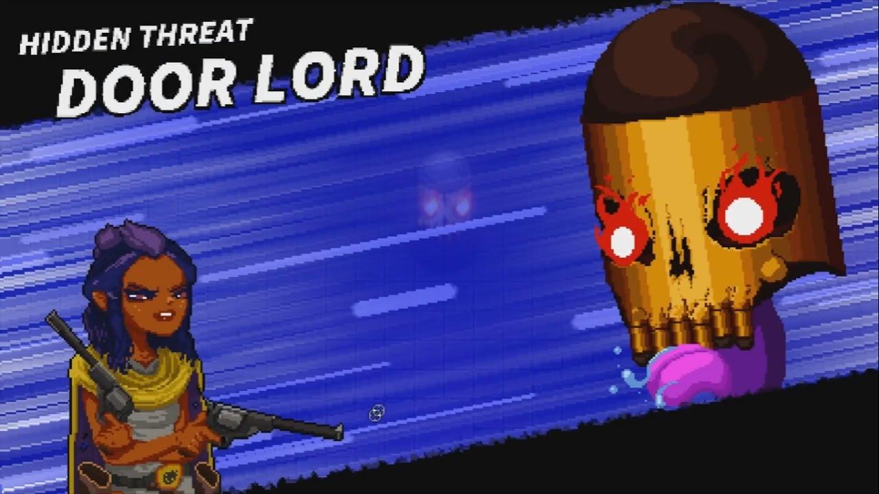 Enter The Gungeon - Door Lord & Enter The Gungeon - Door Lord - YouTube