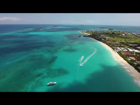 Nassau - Bahamas shot with dji phantom 4  4k