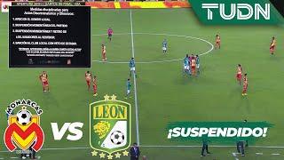 ¡Histórico! Se detiene el partido por el grito homofóbico | Morelia 2 - 3 León | Liga Mx 4tos | TUDN