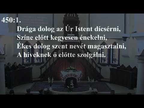 NyVREk  Istentisztelet 2021.07.18. 10:30