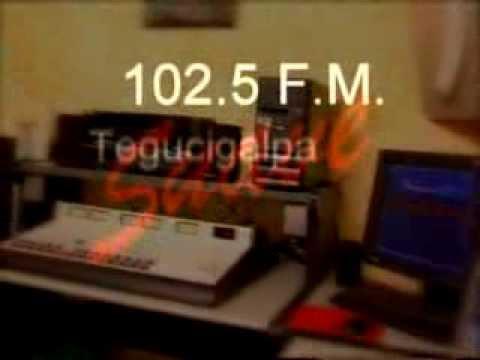 SUAVE FM  102.5 TEGUCIGALPA