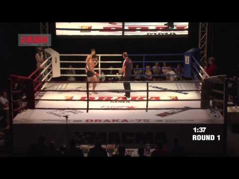 Орхан Дадашов VS Андрей Юдин DRAKA - 14