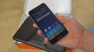 Asus Padfone X Unboxing and First Impressions