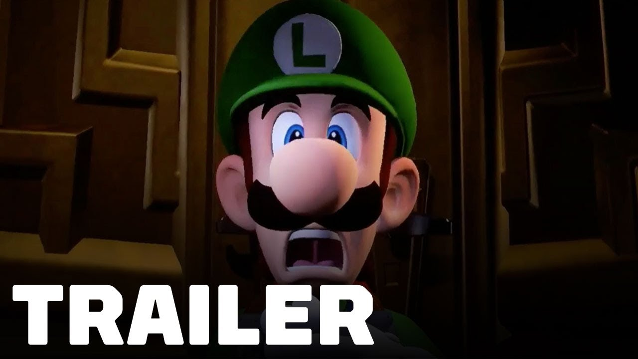 Luigi's Mansion 3 - Nintendo Switch Announcement Trailer
