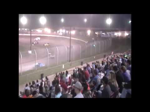 Eagle Raceway Sport Mod C Feature on 5-6-2017