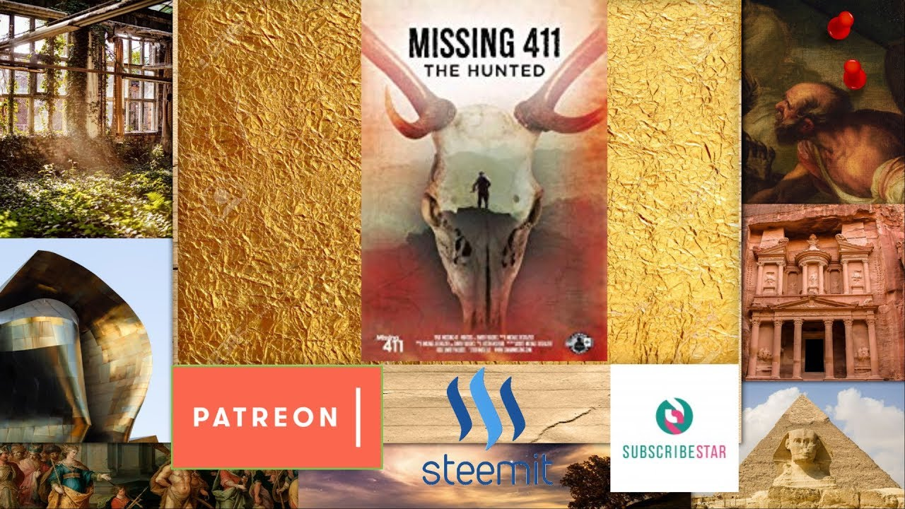 The Outer Light Review of Missing 411 Hunted (Supporter video from Patreon/Subscribe Star)