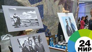 В Москве в честь 90-летия Айтматова показали все его книги и редкие фотографии - МИР 24