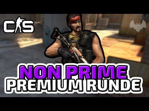 "NON PRIME, ""PREMIUM RUNDE"" - ♠ Let's Play CS:GO ♠ - Dhalucard"