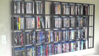 Ikea bluray shelf's
