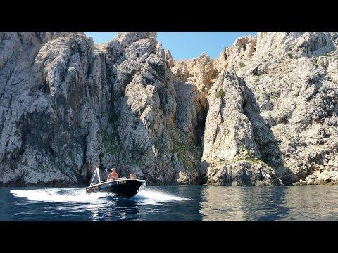 Island Rab-Croatia 2016 with Boat