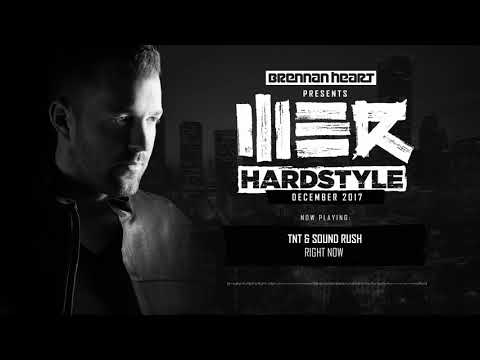 Brennan Heart presents WE R Hardstyle December 2017