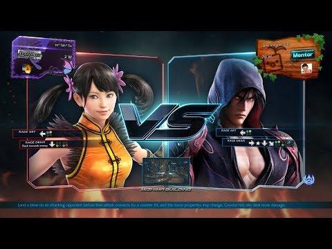 Tekken 7 ~ Learning Xiaoyu (Vs Jin)