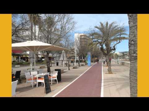 Samba auf Mallorca gesungen von Toni Marshall
