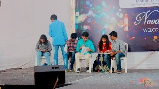 Funny Telugu Comedy Skit by students of || Matrusri Engineering College ||