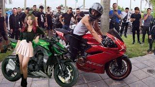 15 Youtuber Chạy Xe Moto Phân Khối Lớn Khiến Fan Trầm Trồ Nổi Tiếng Nhất Việt Nam