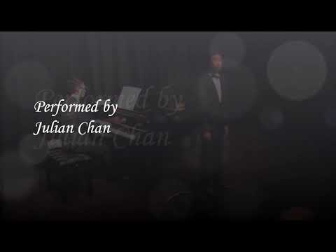 Julian Chan - Lied eines Schiffers an die Dioskuren