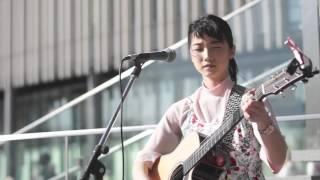 Mae.「未成年の主張 (吉澤嘉代子)」2016/04/17 うめきた広場
