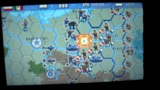 Military History Commander Europe At War English PSP Gameplay And Download