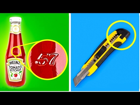 Thumbnail: ABSURDLY SIMPLE LIFE HACKS THAT YOU CAN USE RIGHT NOW