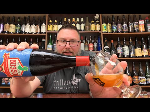 Massive Beer Review 1686 Flying Fish Brewing Company NJ 350 Anniversary English Strong Ale 2014