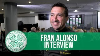 Exclusive: Celtic Women's Manager Fran Alonso ahead of league opener
