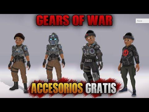 NUEVO CONTENIDO GRATIS DE GEARS OF WAR PARA TU AVATAR | XBOX ONE