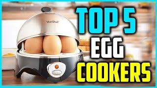 Best Microwave Egg Cookers in 2018 Reviews