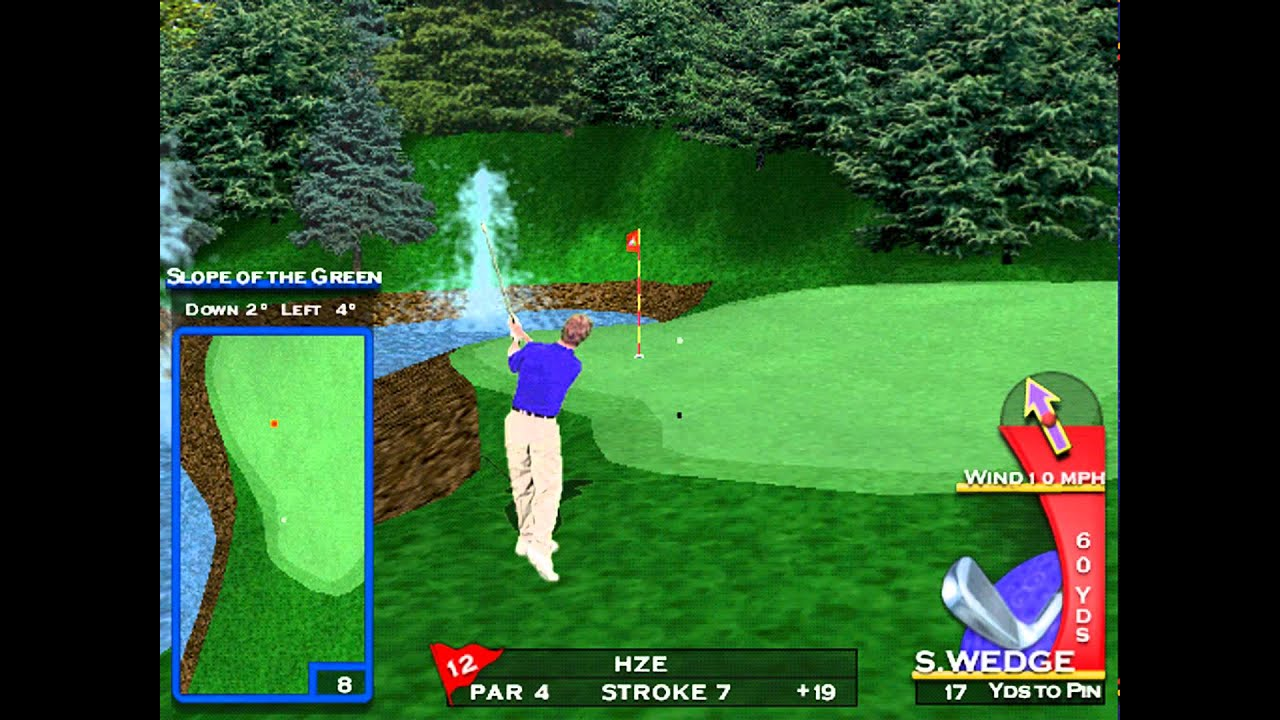 [MAME] Golden Tee Fore! (2001)