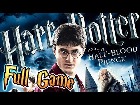 Harry Potter And The Half-Blood Prince FULL GAME Longplay (PS3, X360, Wii, PS2, PC)