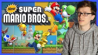 New Super Mario Bros. (Series) | What\'s New is Old - Scott The Woz