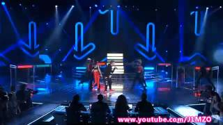 Johnny Ruffo - Take It Home - Live performance on The X Factor Australia 2012