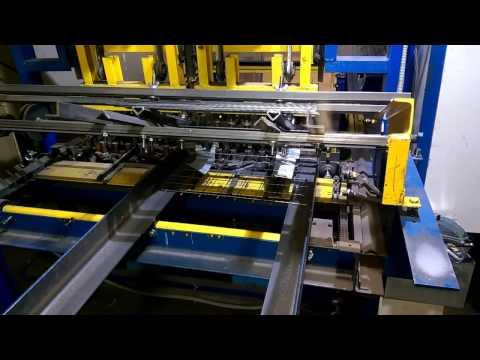 Собственное производство металлической кладочной сетки