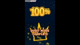 [L] Bejeweled 3 (2011, Nintendo DS) - Quest Mode Full Longplay [720p60]