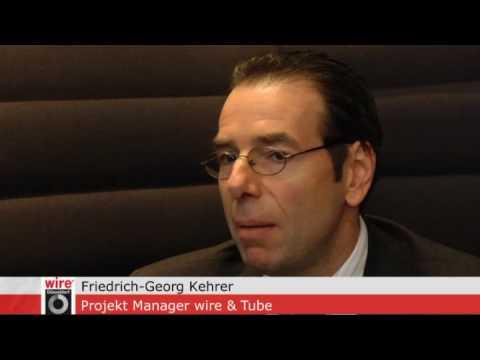 Interview with wire Director Friedrich-Georg Kehrer