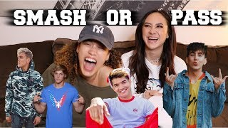 SMASH OR PASS YOUTUBER EDITION!!! WITH FRANNY ARRIETA