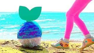 Download THE BIGGEST MERMAID dollhouse! Mermaid tail and the best Magic DIY ideas! Mp3 and Videos
