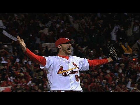 2006 WS Gm5: Wainwright shuts door on World Series