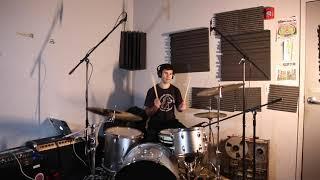 Work - rihanna (drum cover)