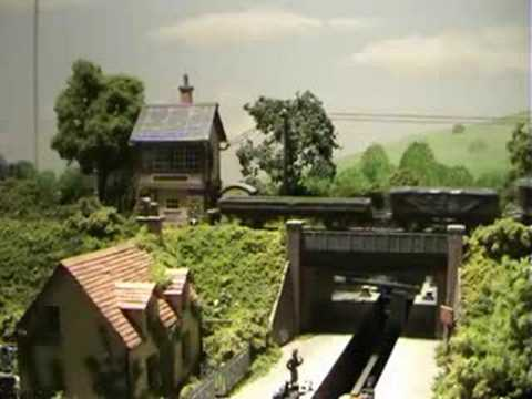 Rorgyle – a small N Gauge layout