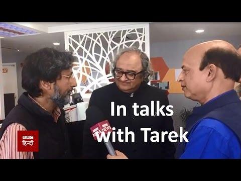 In Conversation with Tarek Fatah (BBC Hindi)