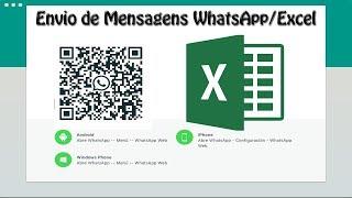 Envio de Mensagens do WhatsApp pelo Excel